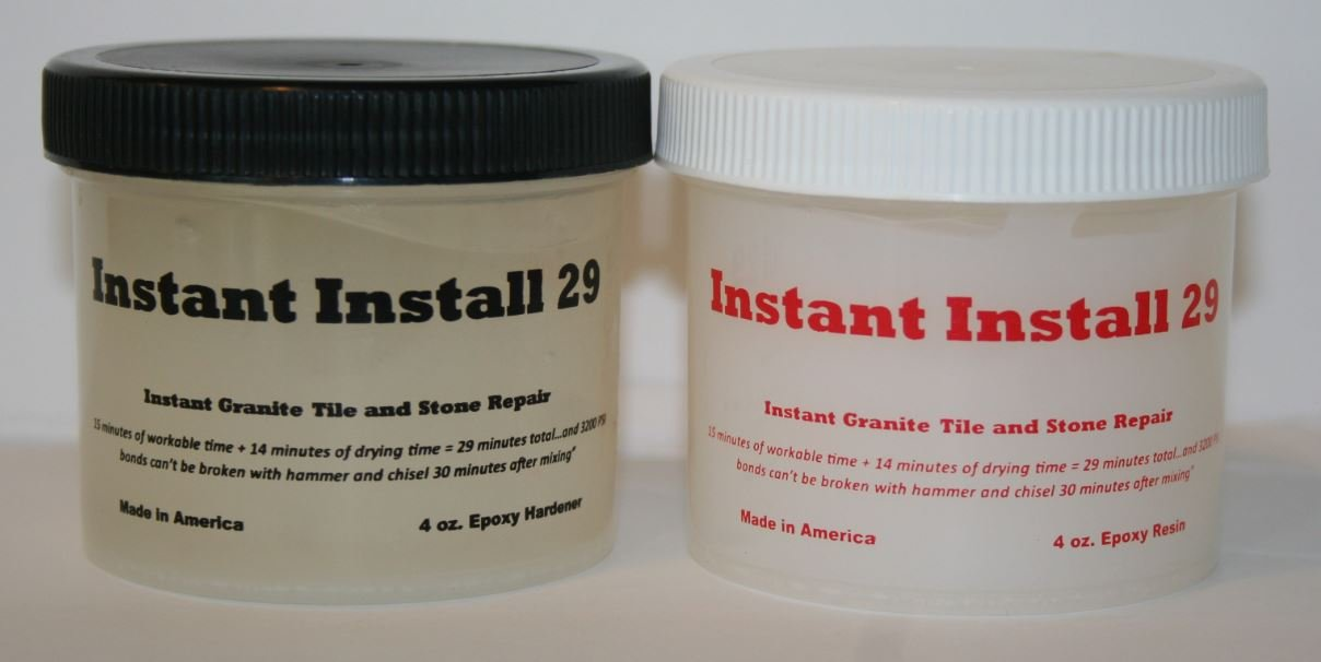 Tintable knife grade Rebuilds Counters Adhesive