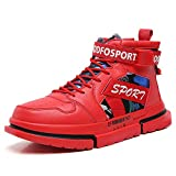 SKDOIUL Men Winter Snow Sneakers Fashion Warm Sport Casual Ankle Boots Stylish Fur Athletic Running...