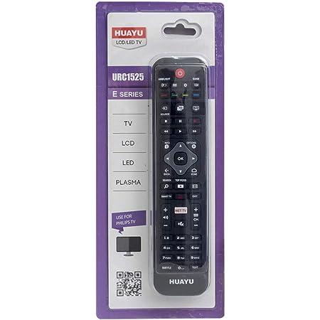 Compatible avec plus de 250 t/él/écommandes Philips. DigitalTech/® T/él/écommande universelle pour t/él/éviseurs Philips