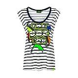 Valentino Rossi Vr46 Classic - Camiseta, Camiseta, TSHIRTVR46WM, Multicolor, X-Large