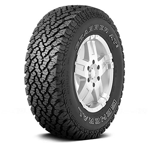 GENERAL GRABBER AT2 All- Season Radial Tire-265/70R18 110R