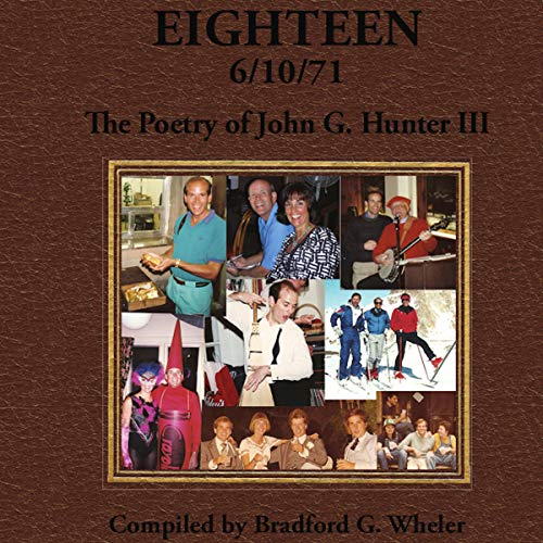 Eighteen 6/10/71 audiobook cover art