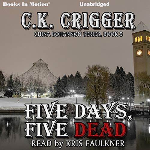 Five Days, Five Dead Titelbild