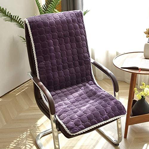 Futon Cuscino del sedile Cuscino per poltrona Cuscino per poltrona Tatami Cuscino per pavimento Sedia Cuscino per divano Addensare Cuscino per sedile con schienale alto Cuscino per sedia da ufficio