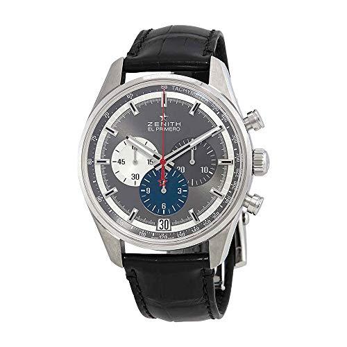 Zenith Chronomaster El Primero Cronografo Automatico Quadrante Grigio...