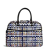 Vera Bradley Women's Weekender Travel Bag, Abstract Blocks