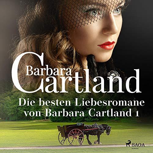 Die besten Liebesromane von Barbara Cartland 1 Titelbild