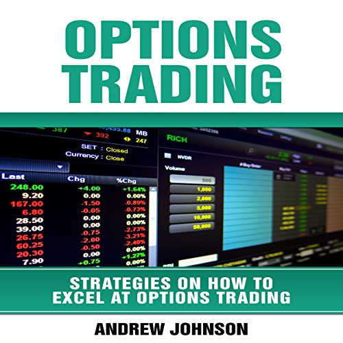 Options Trading: How to Excel at Options Trading audiobook cover art