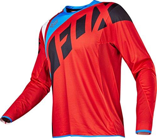Fox Jersey Flexair Seca Rouge Taille XL