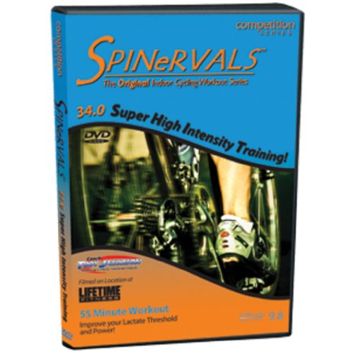Spinervals 34.0 Super High Intensity Training DVD