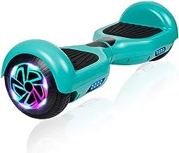 "JOLEGE Self Balancing Hoverboard, 6.5"" Two-Wheel Self Balancing Flash Wheel Electric Scooter for Kids - UL2272 Certified"