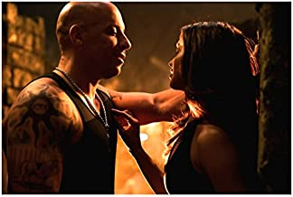 xXx Return of Xander Cage Vin Diesel with Deepika Padukone Close Up 8 x 10 Inch Photo