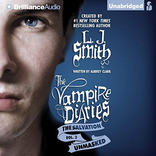 Unmasked Audiobook By L. J. Smith, Aubrey Clark cover art