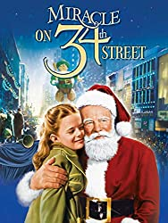Miracle on 34th Street 1947 film on Amazon Christmas Disney Movies