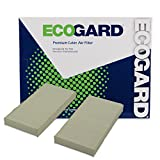 ECOGARD XC16079 Premium Cabin Air Filter Fits Dodge Nitro 2008-2011 | Jeep Liberty 2008-2012
