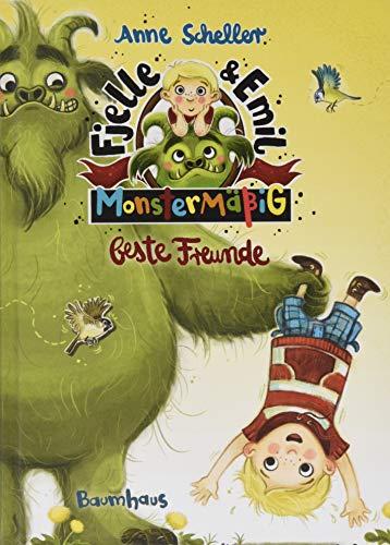 Fjelle und Emil - Monstermäßig beste Freunde: Band 1