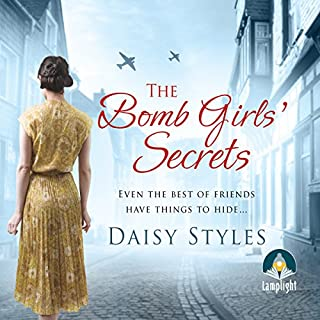 Couverture de The Bomb Girls' Secrets
