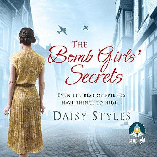 The Bomb Girls' Secrets audiobook cover art