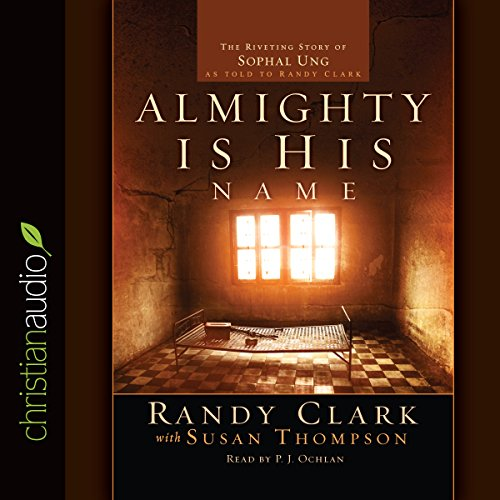 Almighty Is His Name audiobook cover art