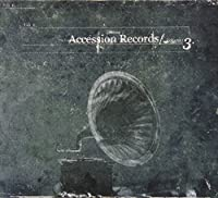 Accession Records 3