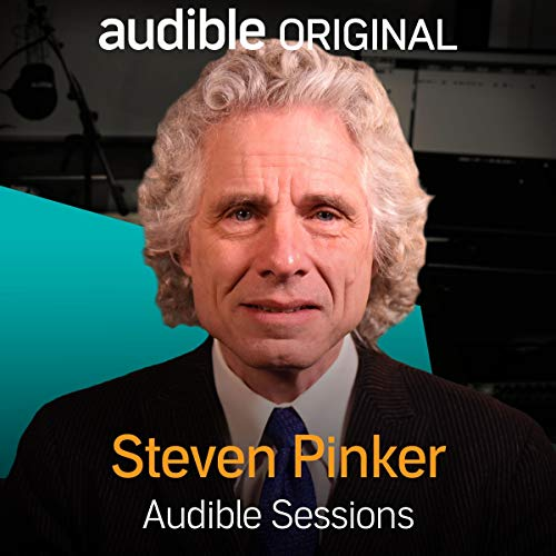 Steven Pinker cover art