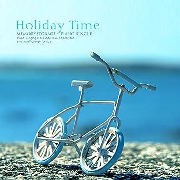 휴일의 시간