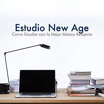 Estudio New Age - Como Estudiar con la Mejor Musica Relajante para Concentrarse, Memorizar, Trabajar