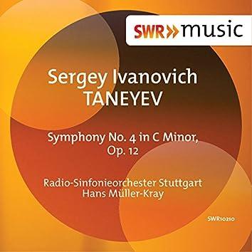 Taneyev: Symphony No. 4