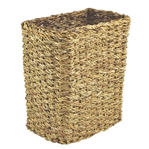 Kleiner Papierkorb Natur | Seegras | Handarbeit | Fair Trade