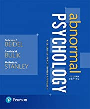 Best abnormal psychology fourth edition Reviews