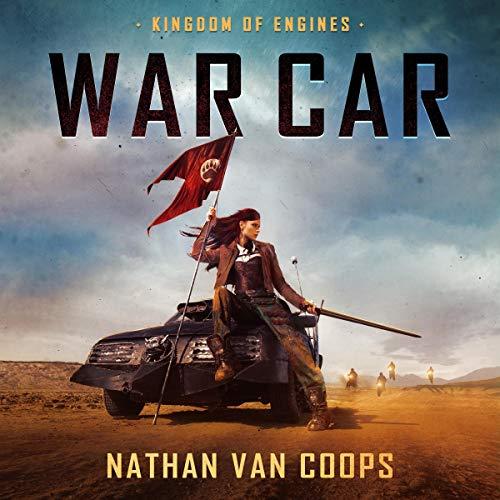 War Car  By  cover art