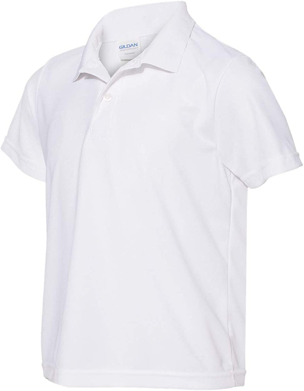 Gildan Youth PerformanceDouble Piqué Sport Shirt