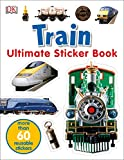 Ultimate Sticker Book: Train (Ultimate Sticker Books)