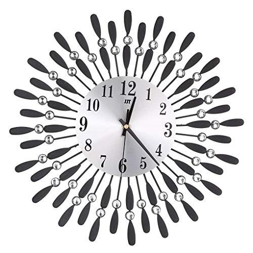 Xinjieda Sun Forma Redonda del Metal del Rhinestone Reloj...