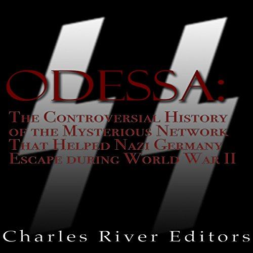 ODESSA cover art