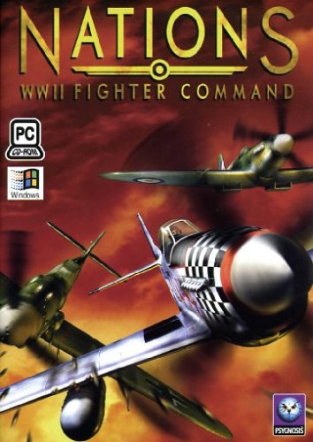 Nations WWII Fighter Command [Importación Inglesa]
