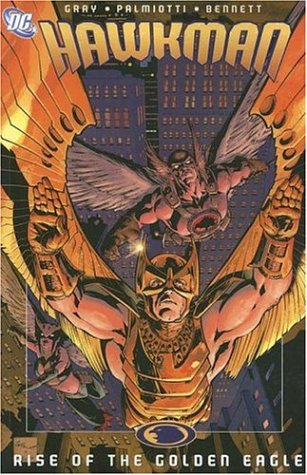 Hawkman: Rise of the Golden Eagle - Volume 4