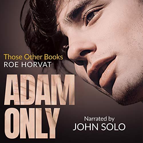 Adam Only audiobook cover art