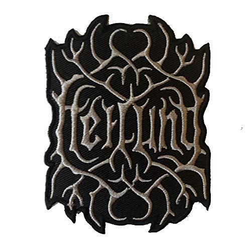 \m/-\m/ HEILUNG - Logo - Patch/Aufnäher
