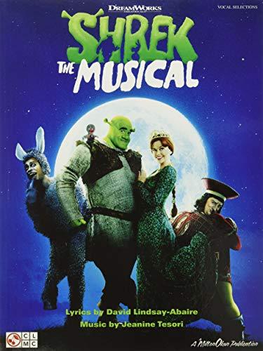 Shrek the Musical (PIANO, VOIX, GU)