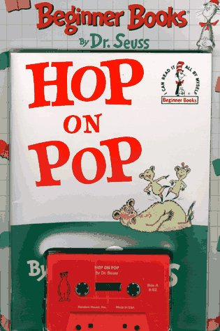 Hop on Pop (Beginner Book & Cassette Library/1-Audio Cassette)の詳細を見る