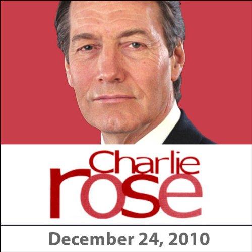 Charlie Rose: Jay-Z, December 24, 2010 cover art