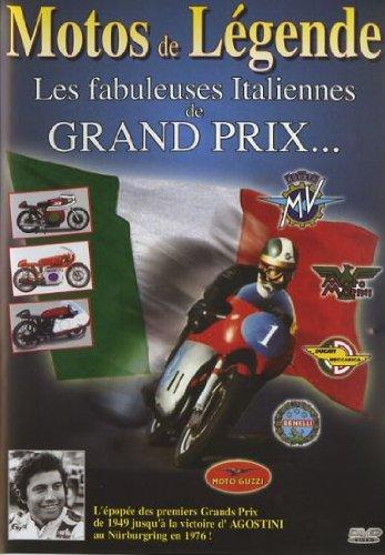 Motos de légende-Les Fabuleuses ...
