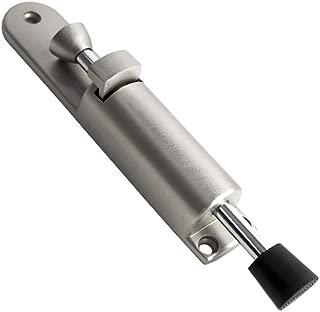 Eforlike 1 Piece Easy-Step Door Stopper Plunger Foot Operated Door Holder