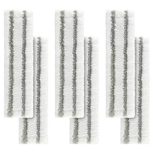 Ersatz-Mikrofaser-Wischpad für Kärcher Fensterreiniger WV 2 Premium (Plus), WV 5 Premium (Plus) Indoor, 2.633-130.0