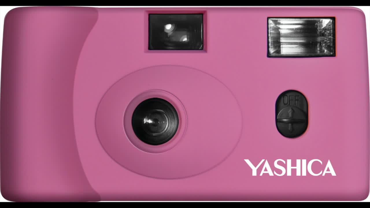 Yashica Mf 1 Snapshot Art Camera Set Camera Photo