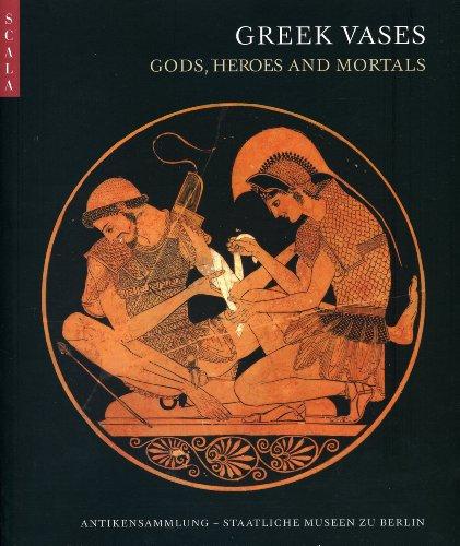 Greek Vases: Gods, Heroes and Mortals