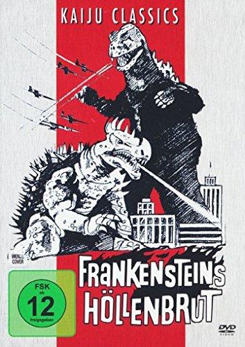 Godzilla - Frankensteins Höllenbrut [ Kaiju Classics ] Digital remastered