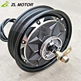 10inch 48V 60V 72V 1500W brushless DC Electric Scooter hub Motor/Powerful Electric Motorcycle