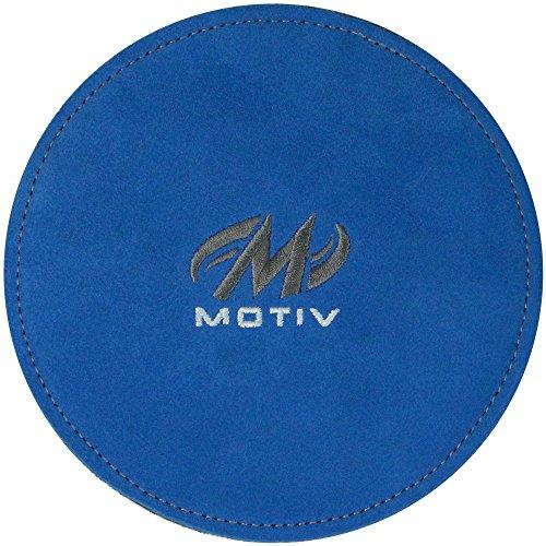 Motiv Bowling Shammy Disk - Ball Reinigung Pad (Blau)